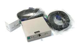 Emcon Model 915-DES0-0002 KVM / Desksaver 2 Port, PS/2 - $46.71
