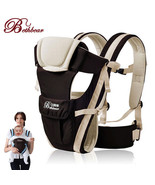 Beth Bear 0-30 Months Breathable Front Facing Baby Carrier 4 in 1 Infant... - $23.99