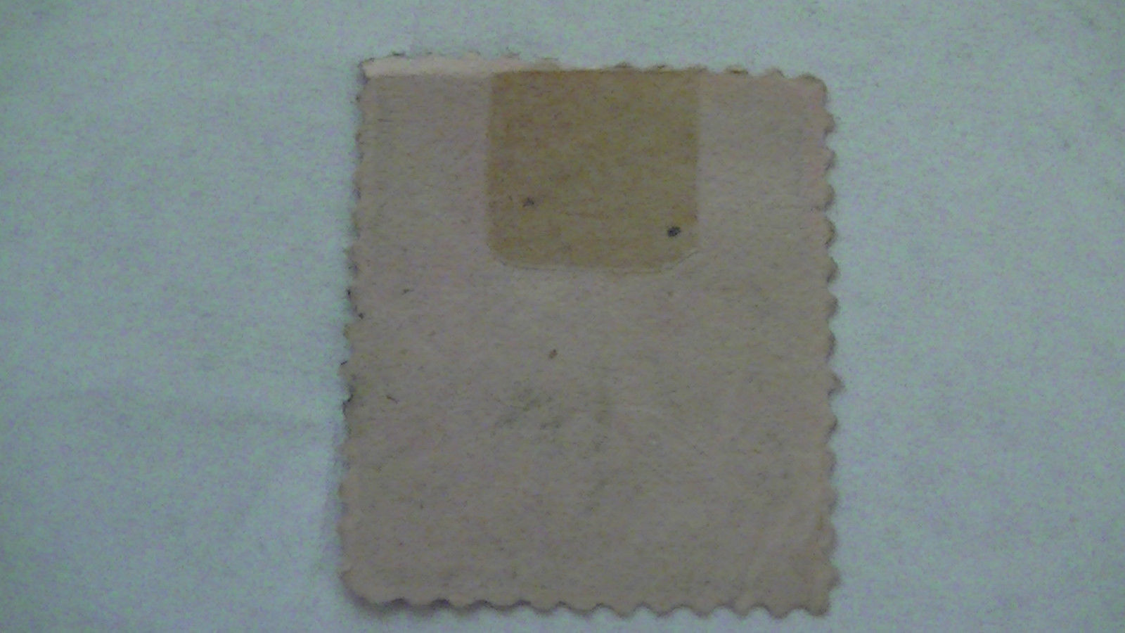Chocolate Brown Vintage USA Used 5 Cent Stamp Cancelled