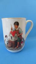 Norman Rockwell 1982 Doll House for Sis Mug #2 - $3.99