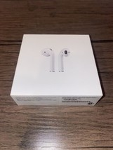 OEM Genuine Apple AirPods 2nd Generation & Wireless Charging Case - White - $119.99