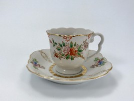 Merit Made In Japan Demitasse Cup and Nasco Japan Saucer - $14.80