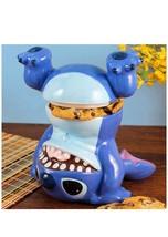 Lilo & Stitch, Stitch Handstand Cookie Jar 15.25 x 10.5 x 8 inches (a) O19 - $207.90
