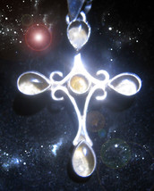 HAUNTED NECKLACE ULTIMATE AMULET EXPELL BANISH CAST OUT ALL DARKNESS OOA... - $3,288.89