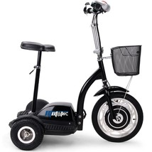 MotoTec Electric Trike 36v 350w Personal Transporter 3 Wheel Trike up to 15 MPH image 1