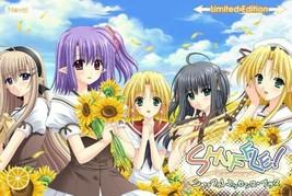 PC Windows Game Shuffle! Essence+ Limited Edition Japan Bishoujo Eroge J... - $95.83