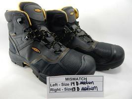 MISMATCH Keen Logandale Size 14 M (D) Left & 13 M (D) Right Men's WP Wor... - €70,17 EUR