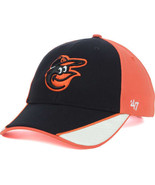 Baltimore Orioles 47 Brand MLB Baseball Team Logo Adjustable Coldstrom C... - $19.94