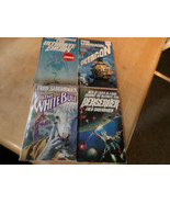 FRED SABERHAGEN (8)  & PIERS ANTHONY (6) PAPERBACK LOT  - $10.88