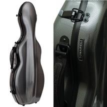 Tonareli Special Edition Violin Fiberglass Case - Graphite - 4/4 VNF1018 - $259.00