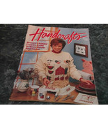 Country Handcrafts Magazine Winter 1995 Nine Patch Tote - $2.99