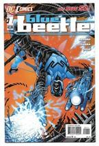2011 DC Comics The New 52 Blue Beetle Comic #1 - $7.92