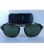 New Dunhill SDH046 01EX Gray Havana 52mm Men's Sunglasses N - $159.99