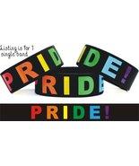 Pride Rainbow Wristband Bracelet - $2.85