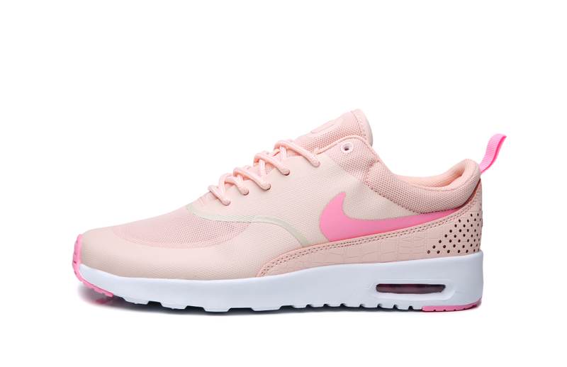 Primary image for Nike Women's Air Max Thea Shoes NEW AUTHENTIC Pink/Bright Melon 599409-610