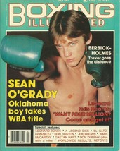S EAN O'grady 8X10 Photo Boxing Magazine Picture - $3.95