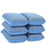 Commercial Miracle Microfiber Kitchen Sponge by Scrub-It - Large - Non-S... - $12.99