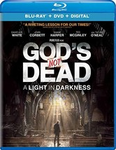 God's Not Dead: A Light in Darkness [Blu-ray+DVD+Digital HD]