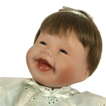 "Ashton Drake ""Patricia My First Tooth"" Collectible Porcelain Baby Doll - $24.74"