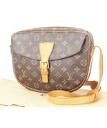 Authentic LOUIS VUITTON Jeune Fille GM Monogram Crossbody Shoulder Bag #... - $429.00