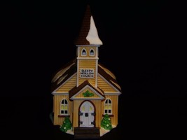 "DEPT 56 NEW ENGLAND VILLAGE ""SLEEPY HOLLOW CHURCH"" - #59552-R492 - $16.17"
