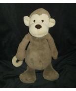 "16 "" Jellycat Floppy Baby Braun Affe Pimpel Plüschtier Spielzeug Lovey - $36.12"