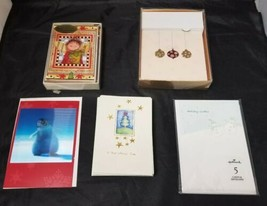 Hallmark Christmas Cards, LPG Cards, Christmas Collection Cards Set of 54 Total - $14.50