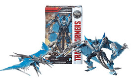 Transformers: The Last Knight Premier Edition Deluxe Strafe New in Box - $24.88