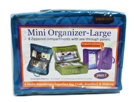 Yazzii Mini Craft Organizer Large Aqua - $55.75