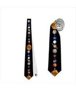 necktie solar system planets stars sun moon astreology cosmos venus satu... - ₨1,588.22 INR