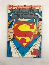 The Man of Steel No 1 1986 Comic Book DC Comics - $8.59
