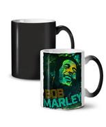 Bob Marley Weed Rasta NEW Colour Changing Tea Coffee Mug 11 oz | Wellcoda - $19.99