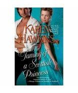 The Taming of a Scottish Princess (The Mysterious Hurst Amulet) [Paperback] - $71.63