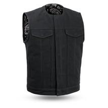 FAIRFAX V2 raw canvas heavy duty vest W/ Concealed carry pocket AMAZING ... - $112.19+