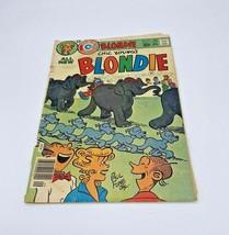 BLONDIE #221 1976 Charlton Comics - Mr Dithers, Dagwood, Blondie, Tootsie - $3.95