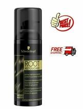 Schwarzkopf Root Retoucher BLACK **Root Cover Spray** 120 ml - $19.77