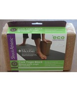 Shock Athletic Cork Yoga Block with Microban - BRAND NEW IN PACKAGE - NI... - $19.79