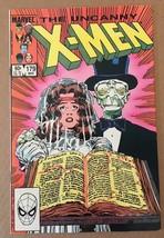 Uncanny X-Men 179 VF+ Condition 1984 Marvel Comic Book 1ST Leech Appearance - $4.49