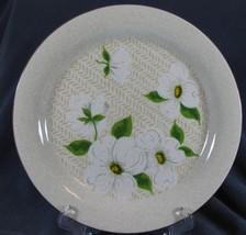 Mikasa Dogwood FD-801 Dinner Plates Stylemanor Flowers - $9.95