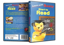 Sooty DVD - Sooty Learns To Read DVD - $20.00