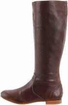 FRYE Jillian Pull-On Boots Soft Brown Leather  8.5 - $71.76
