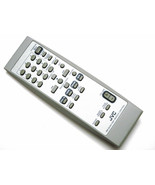REMOTE CONTROL JVC RM SUXH100A CD tape FM AM receiver original Fernbedienung top - $89.05
