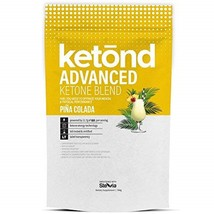 Ketond Advanced Ketone Supplement - Weight Loss, Focus 708g Piña Colada - $139.99