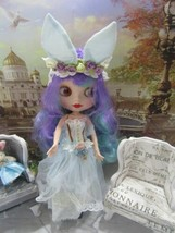 "Factory Neo Blythe Bjd Doll ""Blythe In Princess OUTFIT""-STAND & More New !! - $138.55"