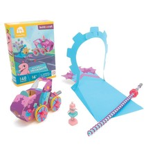 Katinka's Dream Racer Goldie Blox Construction Toy with over 40 Pieces - $24.95