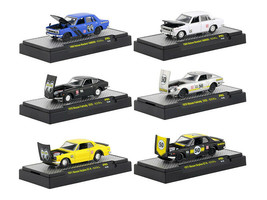 M2 Machines Auto Thentics Auto Japan 6 piece Set - $52.46