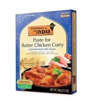 Kitchens of India Paste, Butter Chicken Curry, 3.5-Ounces Pack of 6 - $15.75