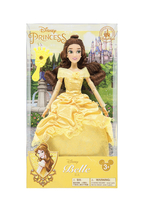 Disney Parks Belle from Beauty and the Beast 12 inch Articulated Doll Po... - $29.90