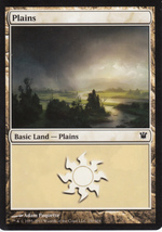 Magic The Gathering Plains Card #250/249 - $0.99