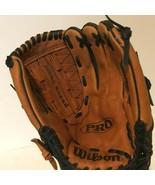 "Wilson Baseball Mitt Glove Model A1821 PRO 6 11"" Glove Left Handed Right... - $14.99"